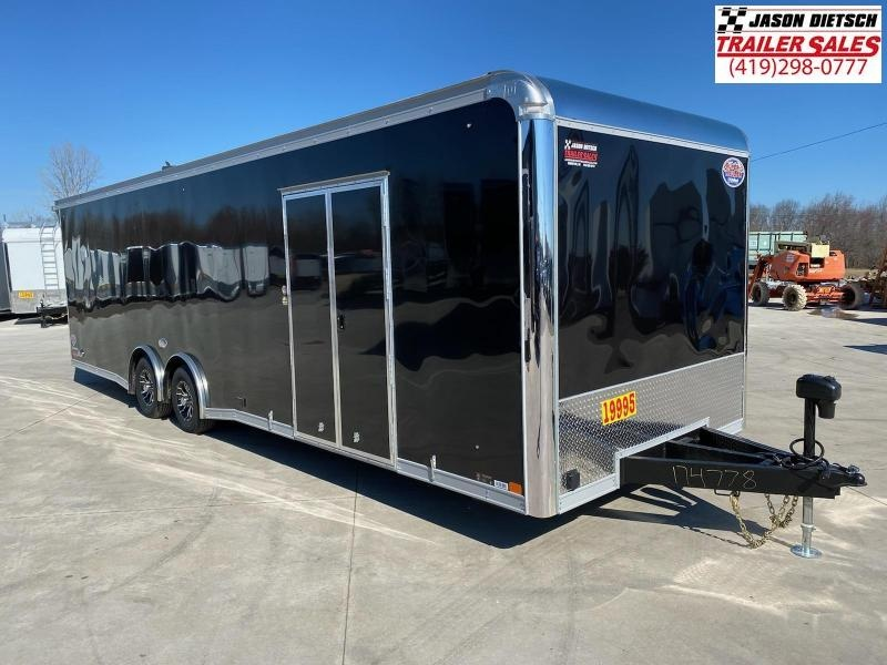 2021 United GEN4 8.5X28 Car/Race Trailer
