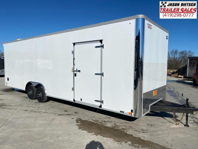2021 United XLT 8 5X28 Car Race Trailer Extra Height