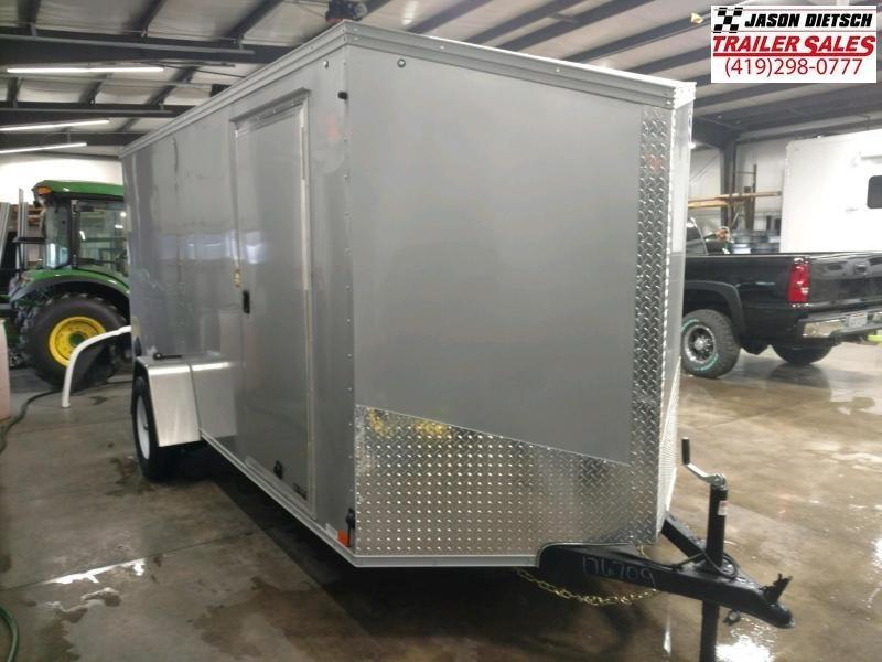 2021 United XLV 6X14 V-Nose Cargo Trailer
