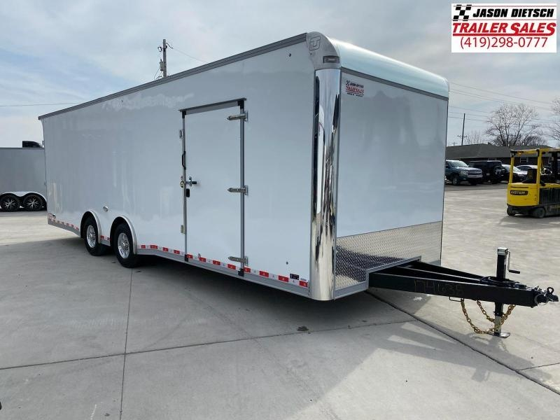 "2021 United UXT 8.5X28 Car/Race Trailer 12"" Extra Height"
