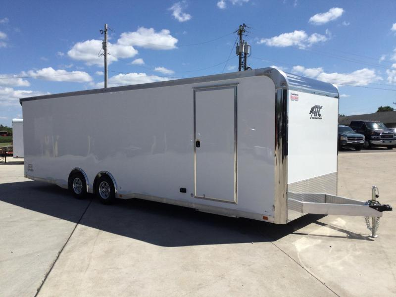 2022 ATC Quest 8.5X28 Car/Race Trailer