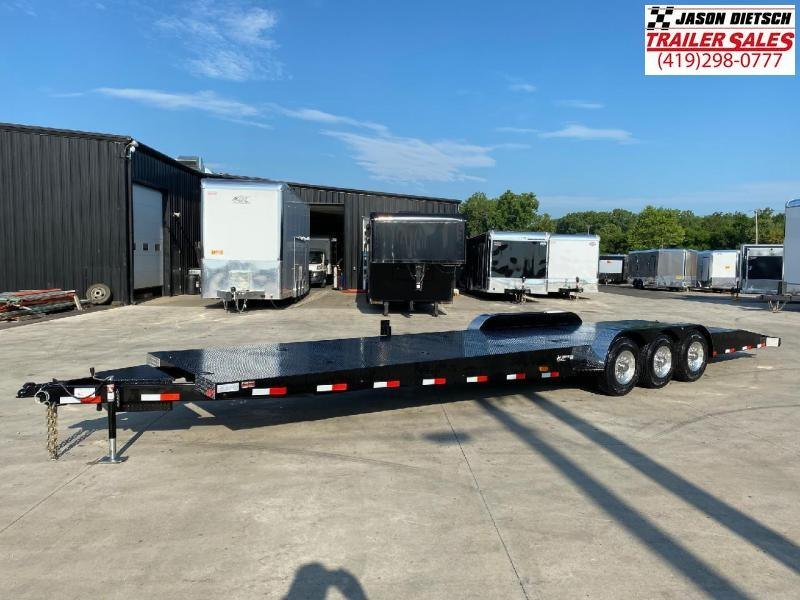 2020 Imperial 35' Open Car / Racing Trailer Stock# 372180