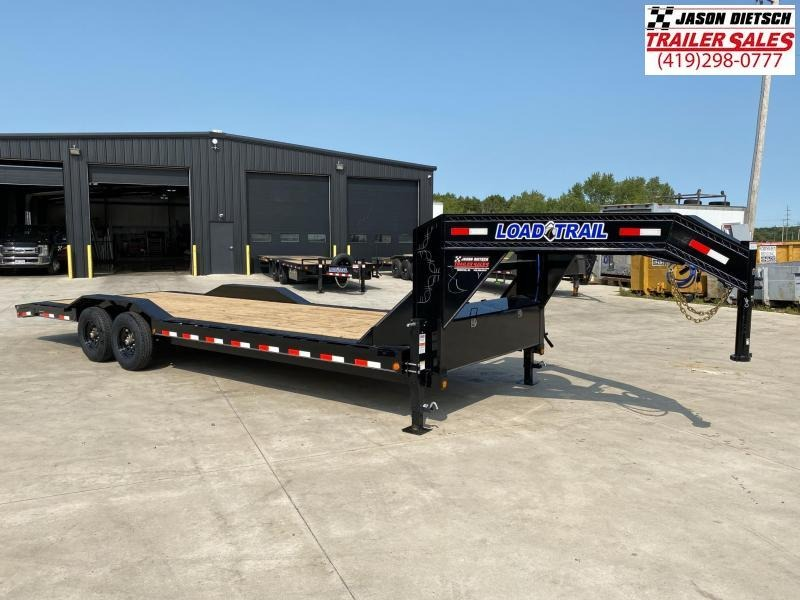 2021 Load Trail GC 102x26 Gooseneck Carhauler Trailer....Stock#LT-216005