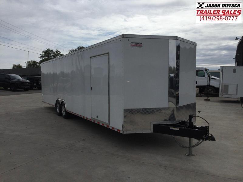 2019 Sure-Trac 8.5X32 Cargo/Car/ Race Trailer
