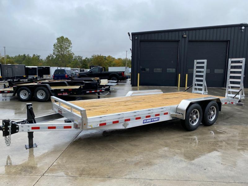 2021 Sure-Trac 7x20 Steel Deck Open  14k