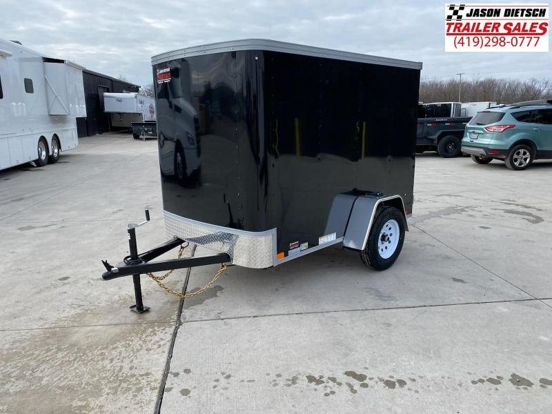 2021 United XLE 5X8 Enclosed Cargo TRAILER..