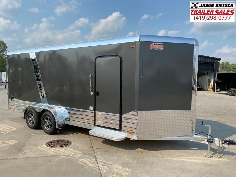 2020 Legend DVN 7X21 Enclosed Cargo Trailer Extra Height