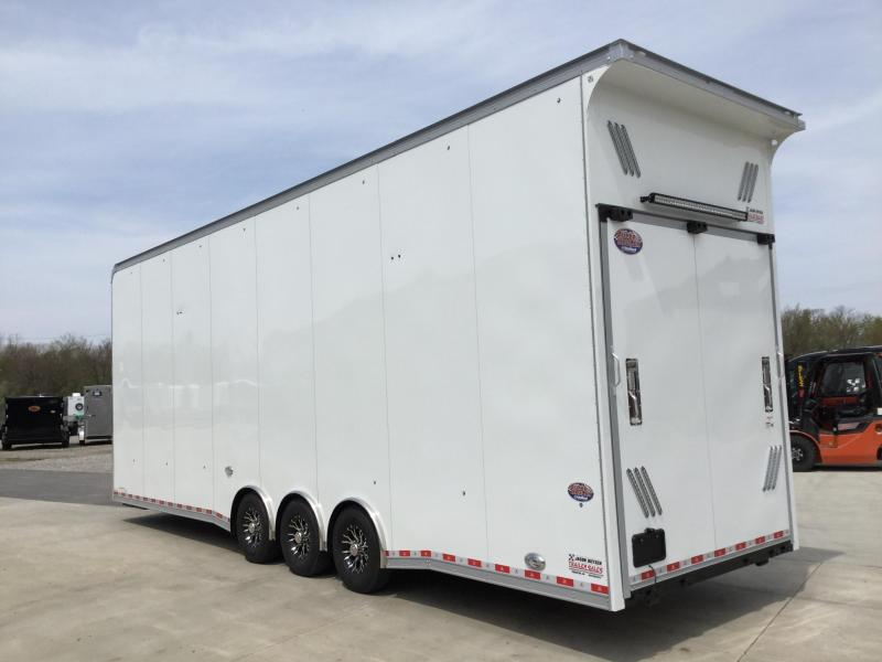 2021 United 8.5X32 Super Hauler Stacker