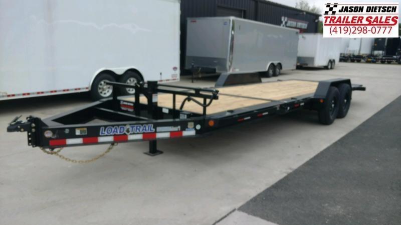 2020 Load Trail 83X20 Tilt-N-Go Equipment Trailer