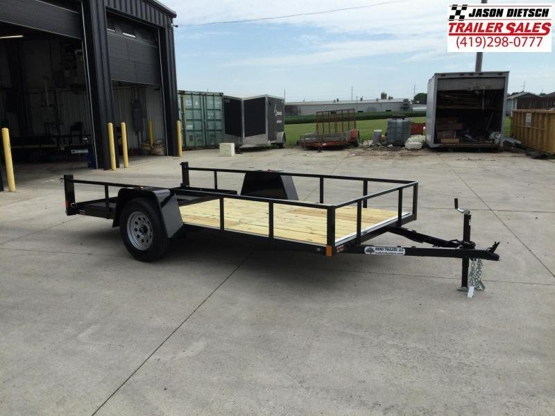 2021 RHINO TRAILERS  6x12 single Axle