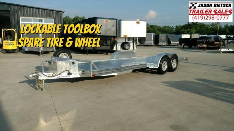 2020 Sundowner 6.9X16 Utilty/Car Trailer