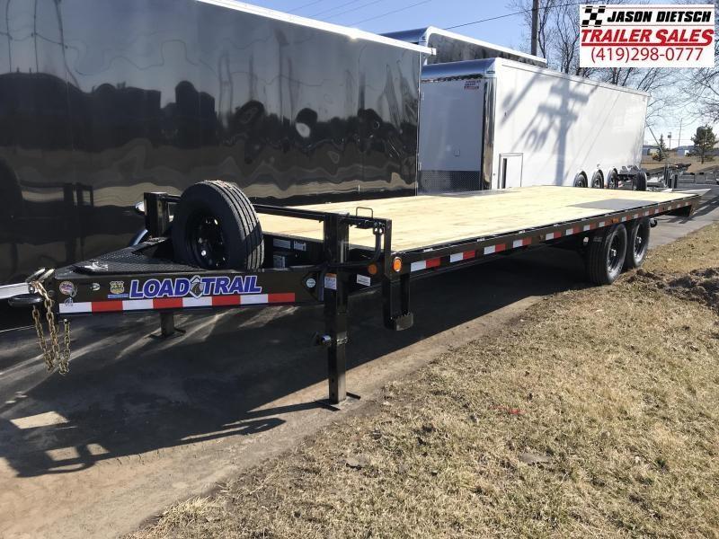 2018 Load Trail 102X25 Equipment Trailer... STOCK# LT-161666