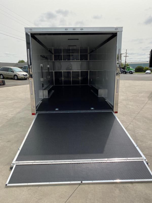 2021 ATC 8.5X24 Car/Race Trailer