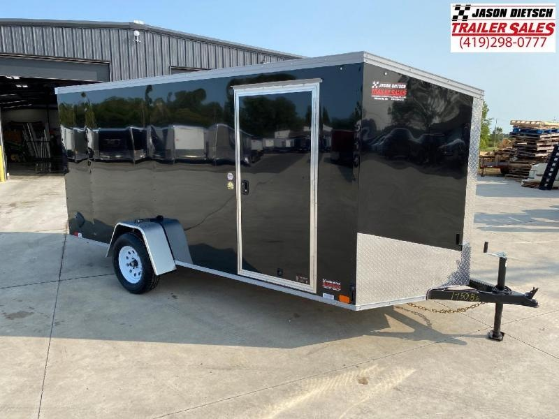 2021 United Trailers XLV 6X14 Enclosed Cargo Trailer....STOCK UN-175086