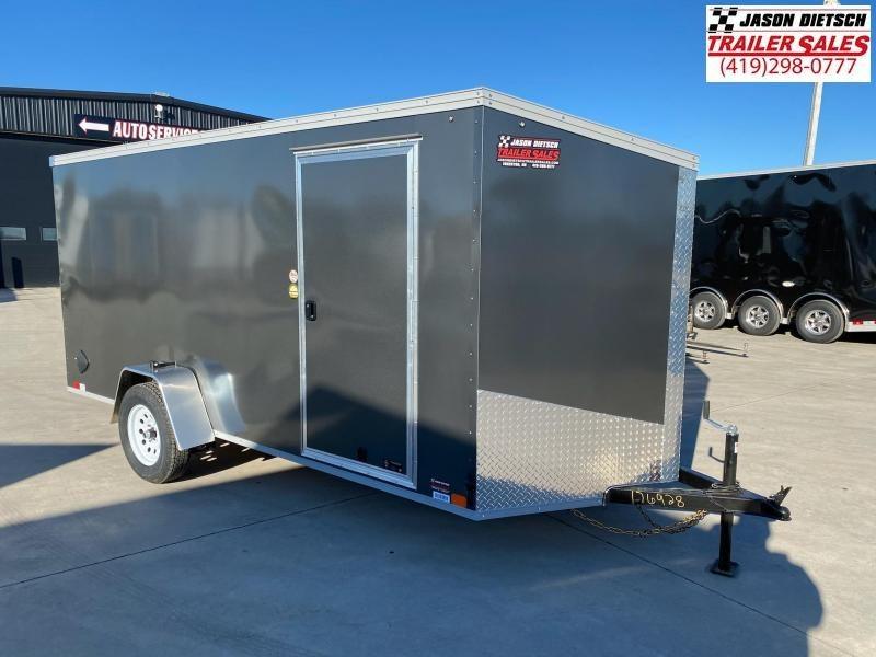 2021 United Trailers XLV 6X14 Enclosed Cargo Trailer