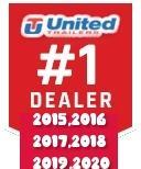 2021 United Super Hauler 8.5X38 Gooseneck Stacker