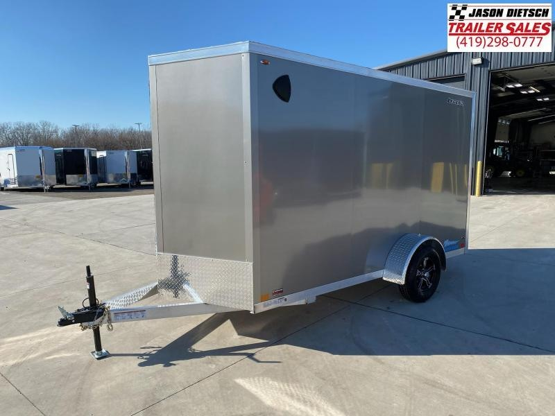 2021 Legend ALUM. V-Nose 6X13 Cargo Trailer