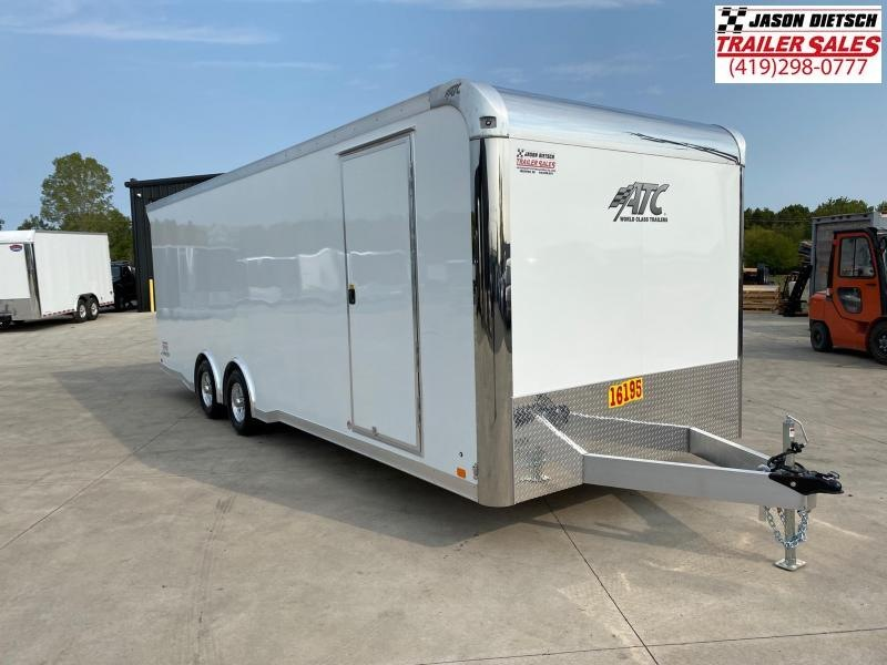 2021 ATC Ravan 8.5X24 Car/Race Trailer