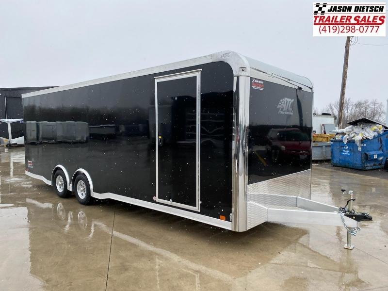 2021 ATC Raven 8.5X24 Car/Race Trailer