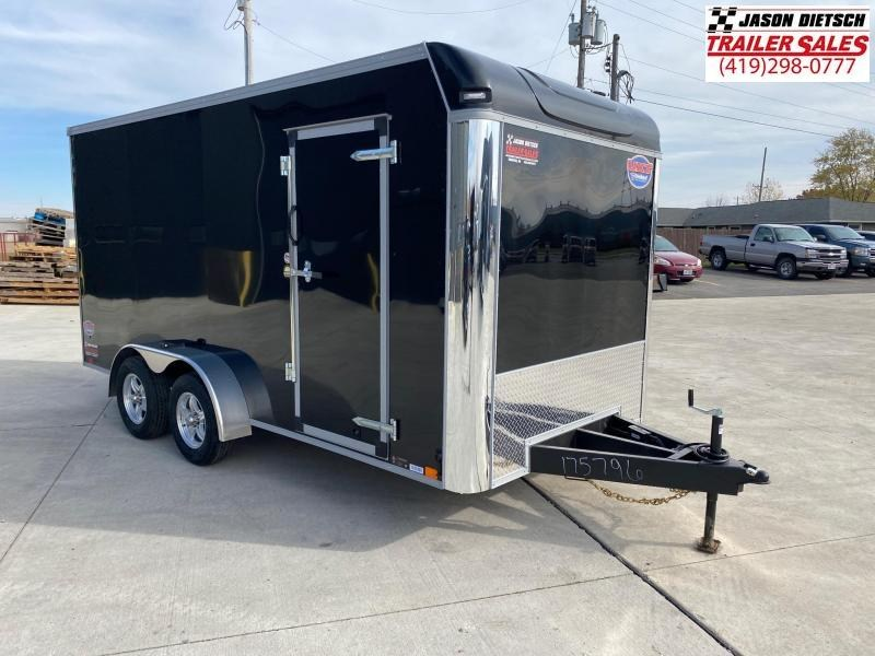 2021 United Trailer UXT 7x16 Extra Height Enclosed Cargo Trailer....Stock# UN-175796