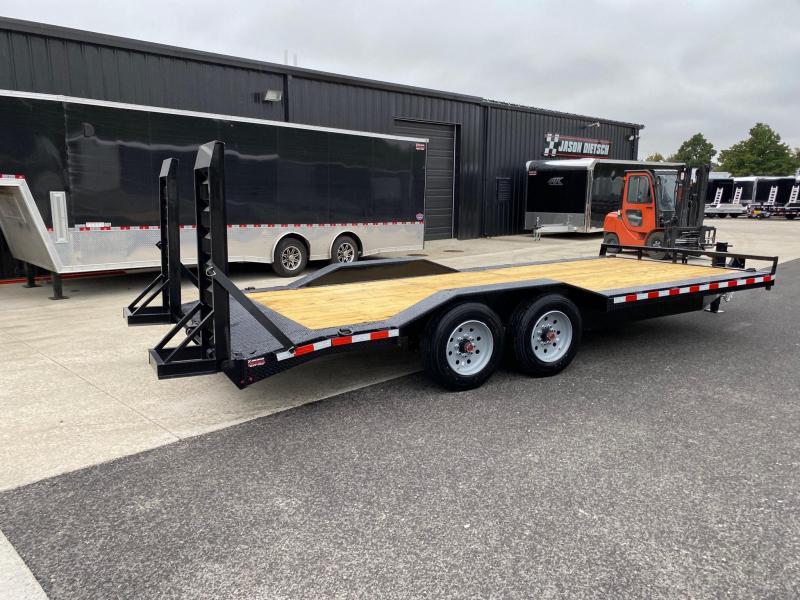 2021 Sure-Trac 8.5X20 Full Width Equipment Trailer 16K