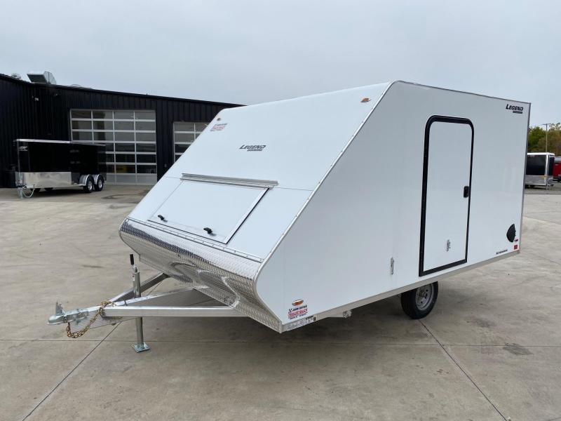 2021 Legend SPORT LITE 8.5x13 Snowmobile Trailer
