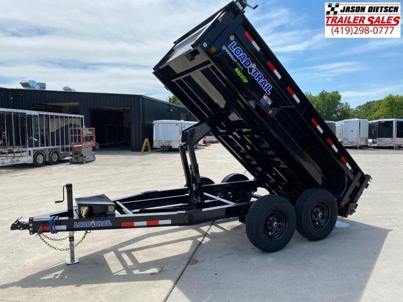 2021 Load Trail 72X12 Tandem Axle Dump Trailer