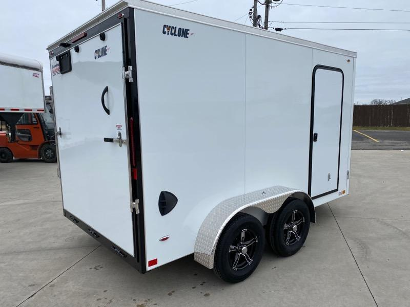 2021 Legend Steel V-Nose 7X14 Cargo Trailer