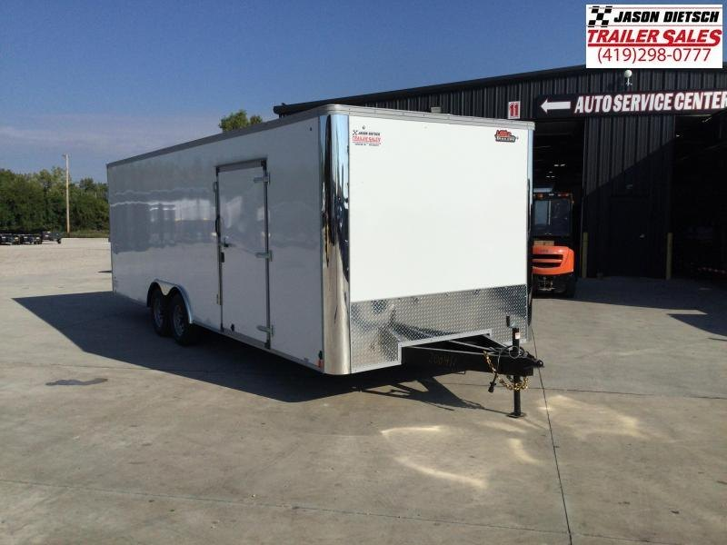 2022 United XLT 8.5X24 Car/Race Trailer