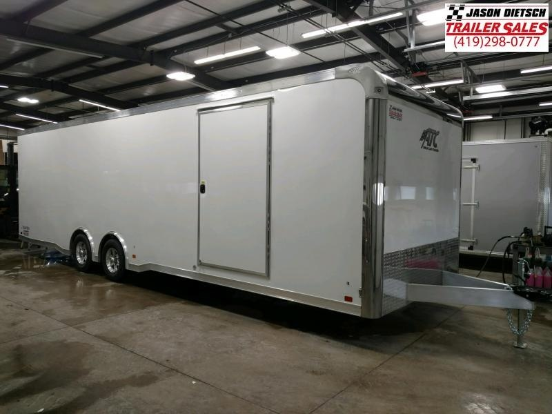 2020 ATC Raven 8.5X28 Car/Race Trailer