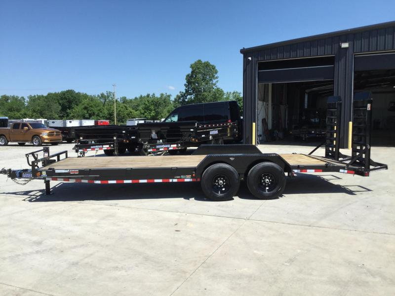 2021 Load Trail 83X22 Open Equipment/Car Trailer