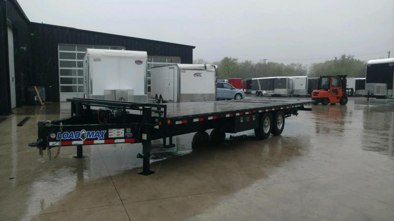 2016 Load Trail 102x28 Equipment Trailer