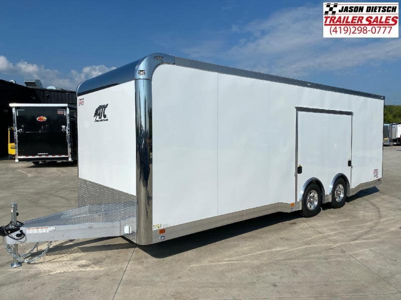 2021 ATC 8 5X24 Car Race Trailer
