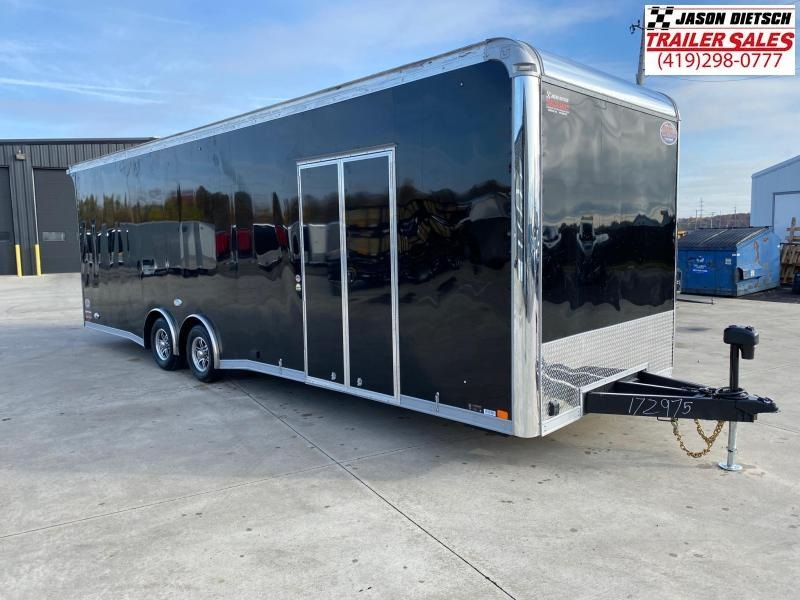 2021 United GEN4 8.5x28 Car/Race Trailer Extra Height