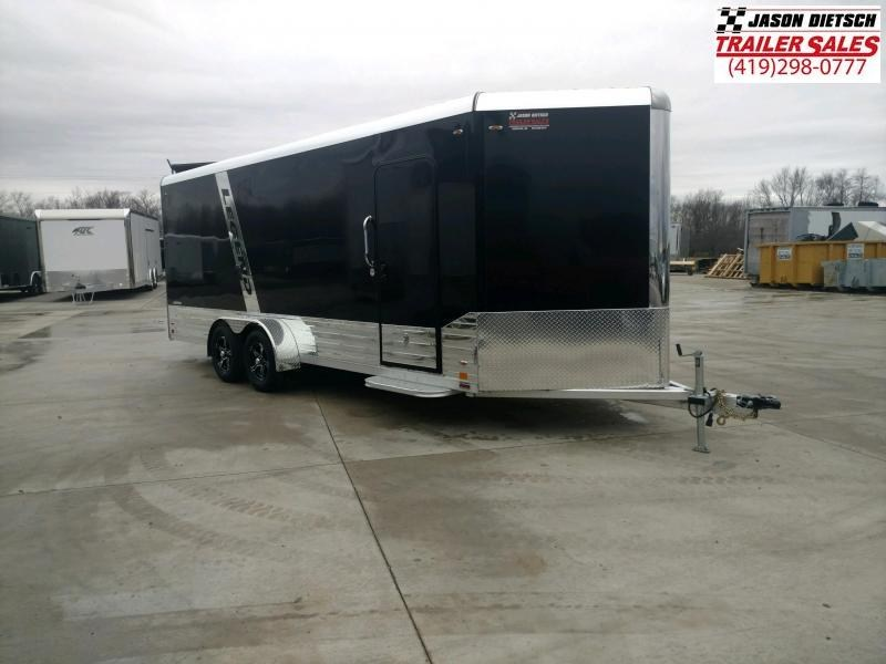 "2021 Legend DVN 7X23 Cargo Trailer 6"" Extra Height"