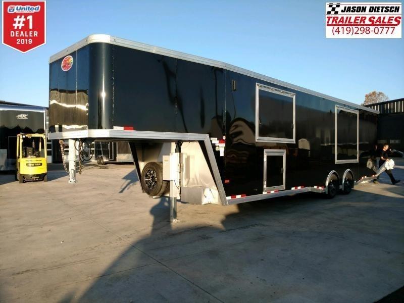 "2020 Sundowner Sunlite 8.5x28 Car/Race Trailer 6"" Extra Height"
