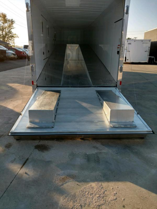 "2020 Sundowner Sunlite 8.5x28 Car/Race Trailer 6"" Extra Height"