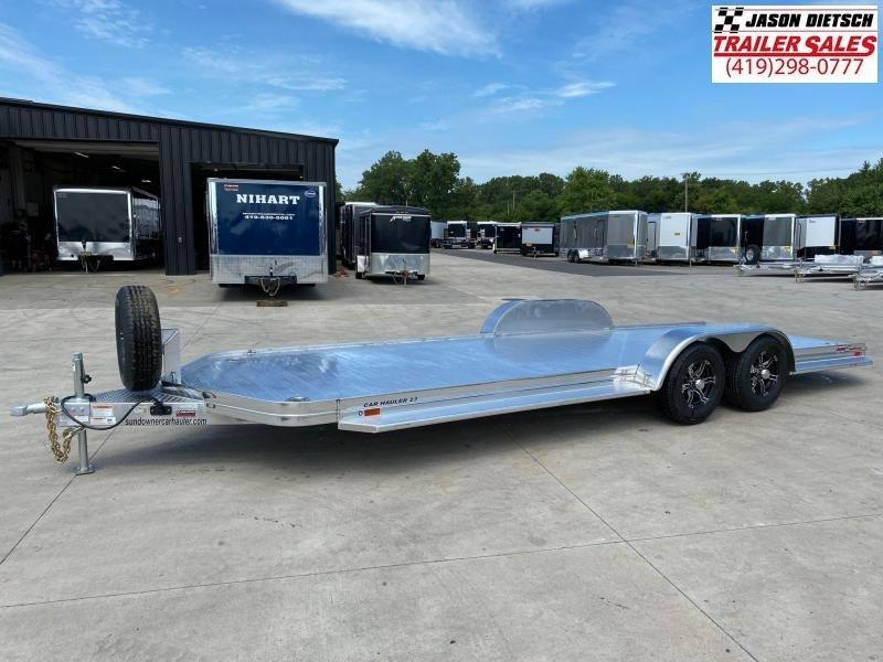 2021 Sundowner 6.9x22 Open Car Hauler