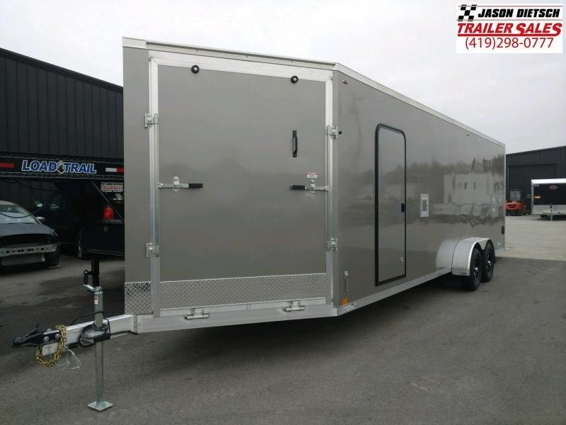 """2020 Legend Thunder 7X29 Snowmobile Trailer 6"""" Extra Height"""