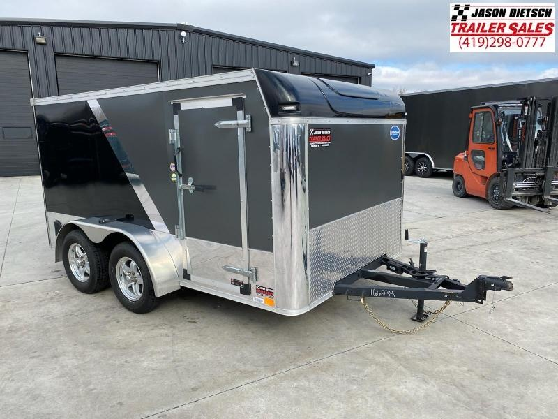 2019 United XLMTG 7x12 Motorcycle/Cargo Trailer
