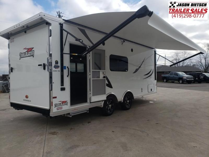 2021 Sundowner TrailBlazer 8.5X22 RV/Toy Box