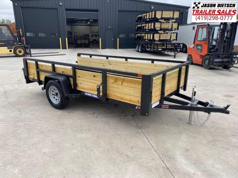 2021 Sure-Trac 6X12 Utility Trailer 3K