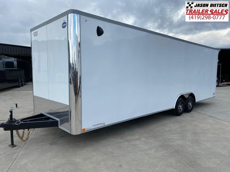 2021 United XLT 8.5X28 Car/ Race Trailer Extra Height
