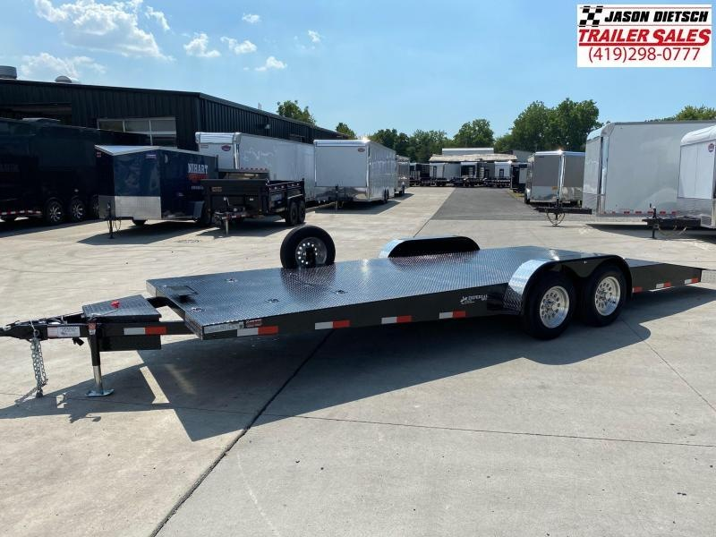 2020 Imperial 8.5X23 Open Car/Racing Trailer
