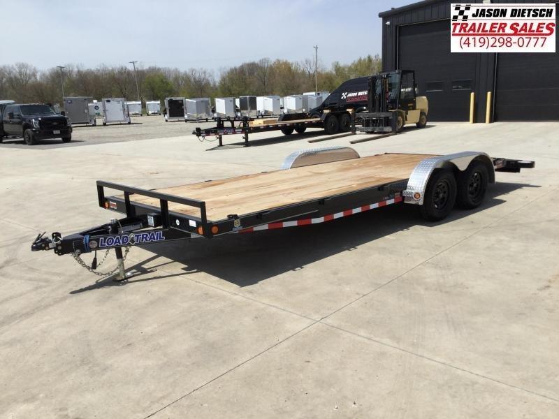 2021 Load Trail 83x20 OPEN CAR TRAILER Trailer