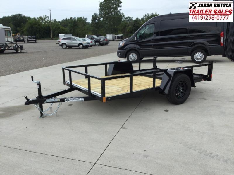 2021 RHINO TRAILERS  6x10 single Axle