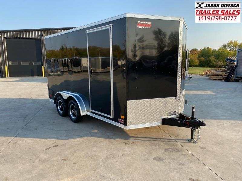 2021 Darkhorse 7.5x14 V Nose Cargo Trailer Extra Height
