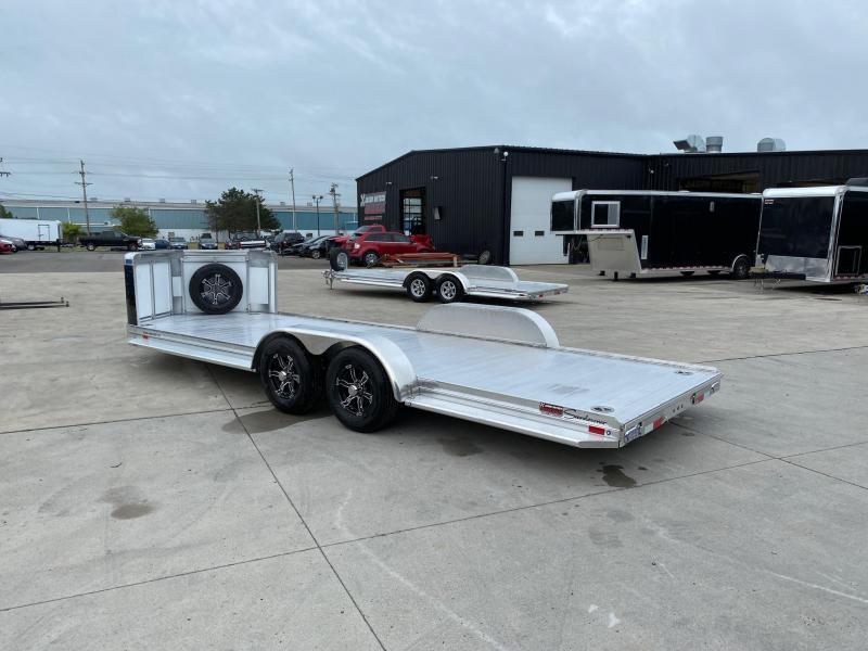 2021 Sundowner 6.9x23 Open Car Hauler