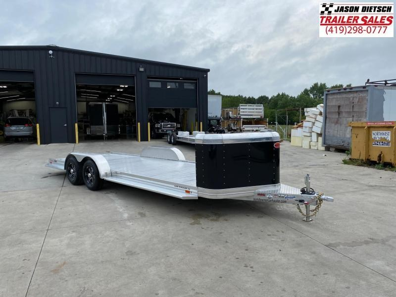 2021 Sundowner 6.9X23 Open Car Hauler