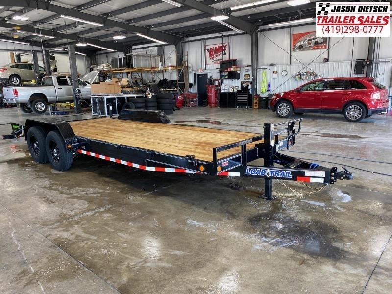 2021 Load Trail 83X22 Tandem Open Car Hauler